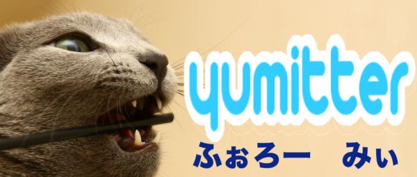 yumijをフォローしましょう